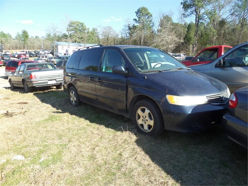 1999 HONDA ODYSSEY EX for sale by dealer