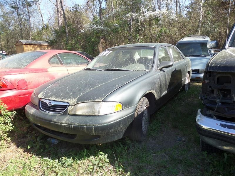 2000 MAZDA 626 ES/LX for sale by dealer