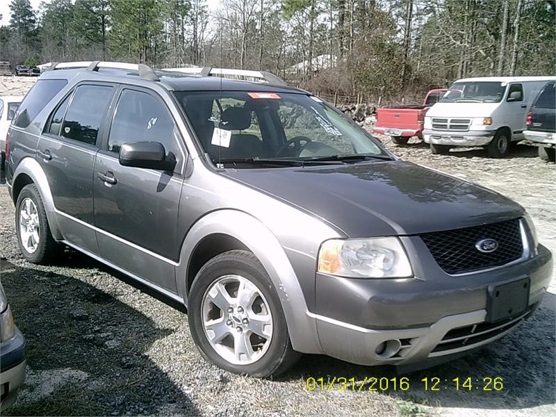 2006 FORD FREESTYLE SEL for sale by dealer