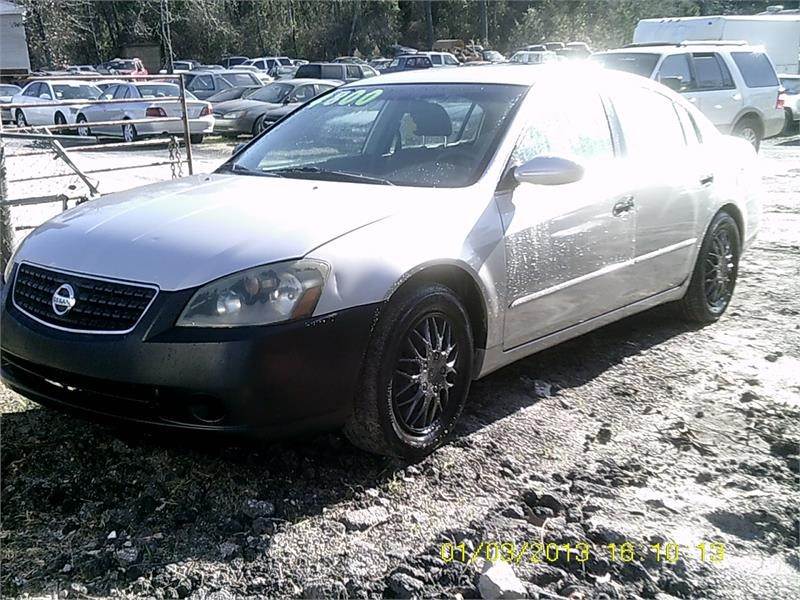 2005 NISSAN ALTIMA S/SL for sale!