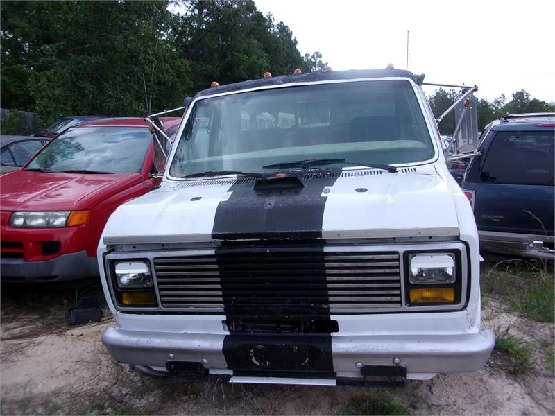 1984 FORD ECONOLINE E150 Van for sale by dealer