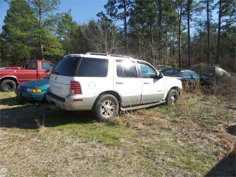 2002 MERCURY MOUNTAINEER for sale by dealer