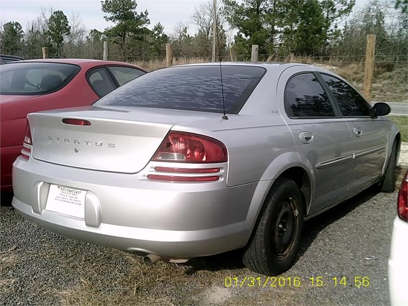 2001 DODGE STRATUS SE for sale!