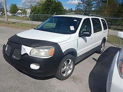 2006 PONTIAC MONTANA SV6 EXT WB for sale by dealer
