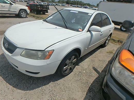 2007 HYUNDAI SONATA GLS for sale by dealer
