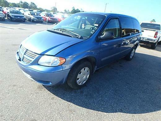 2007 DODGE GRAND CARAVAN SE for sale by dealer