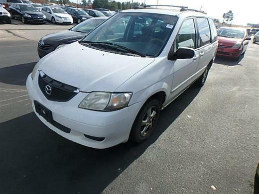 2002 MAZDA MPV WAGON for sale by dealer