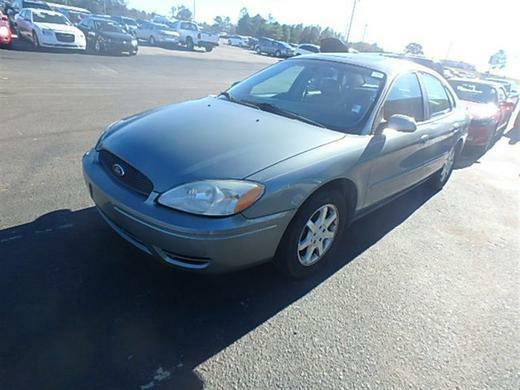 2006 FORD TAURUS SEL for sale by dealer