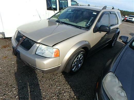 2006 FORD FREESTYLE SE for sale by dealer