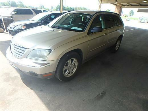 2005 CHRYSLER PACIFICA TOURING for sale by dealer