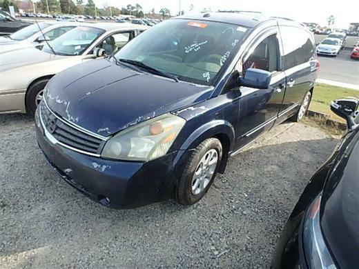 2007 NISSAN QUEST S/SE/SL for sale by dealer