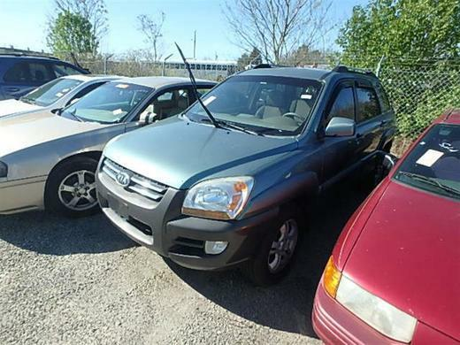 2005 KIA SPORTAGE for sale by dealer