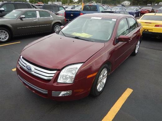 2007 FORD FUSION SEL for sale by dealer