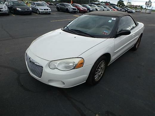 2004 CHRYSLER SEBRING LXI for sale by dealer