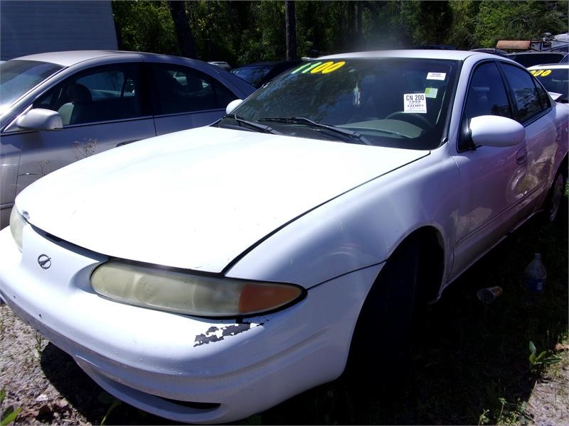 1999 OLDSMOBILE ALERO GL for sale by dealer