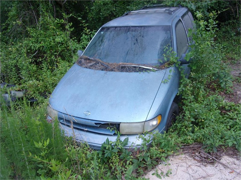 1994 NISSAN QUEST XE/GXE for sale by dealer
