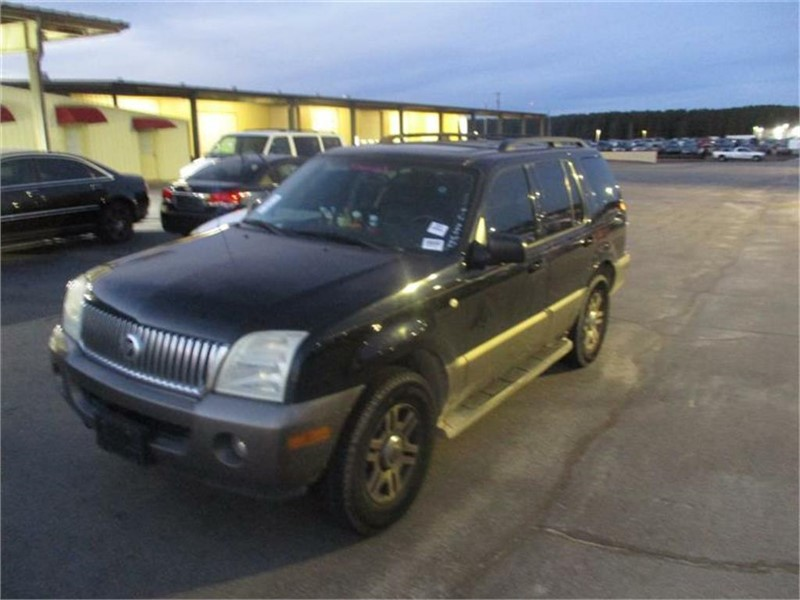 2004 MERCURY MOUNTAINEER for sale by dealer