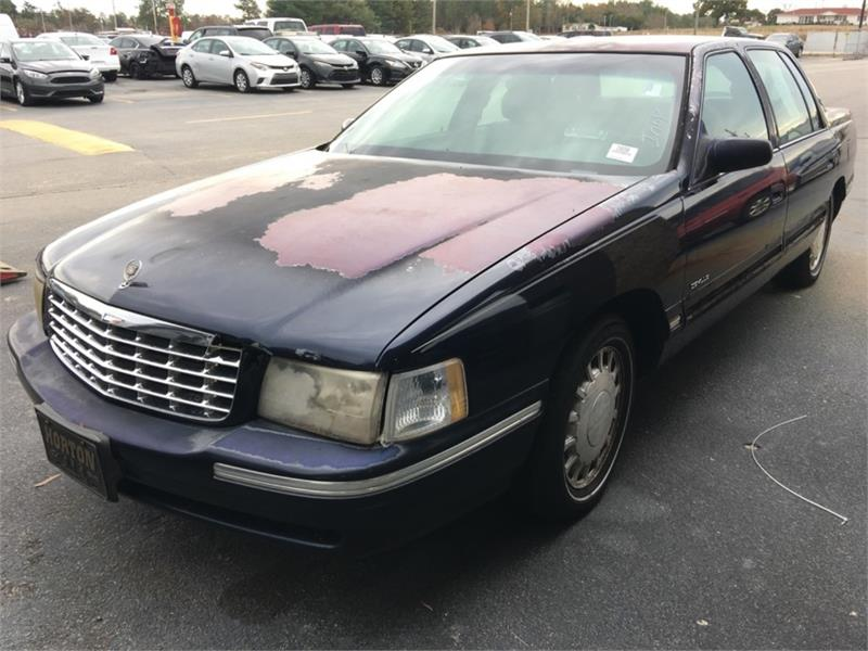 1998 CADILLAC DEVILLE for sale by dealer