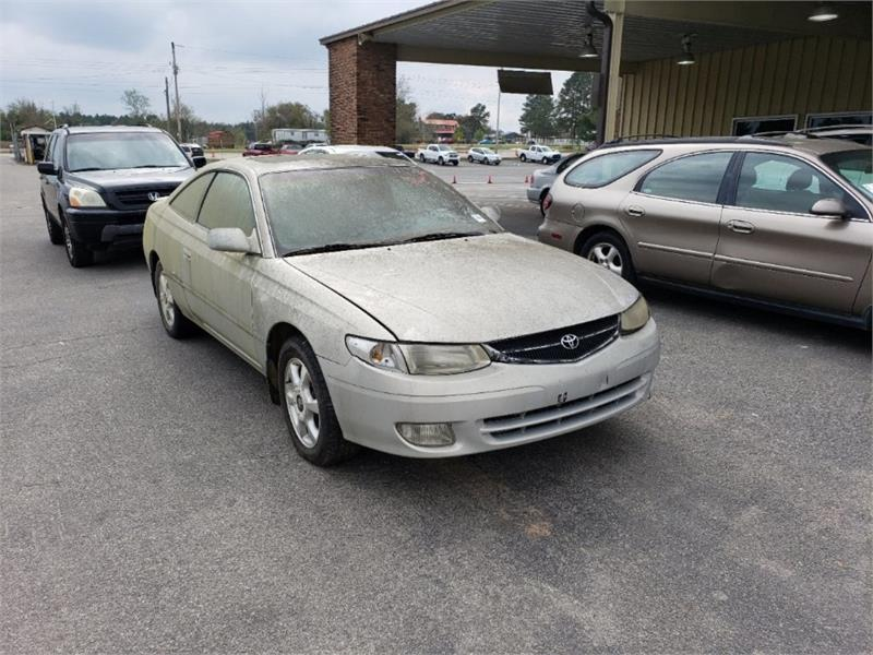1999 TOYOTA CAMRY SOLARA SE/SLE for sale by dealer