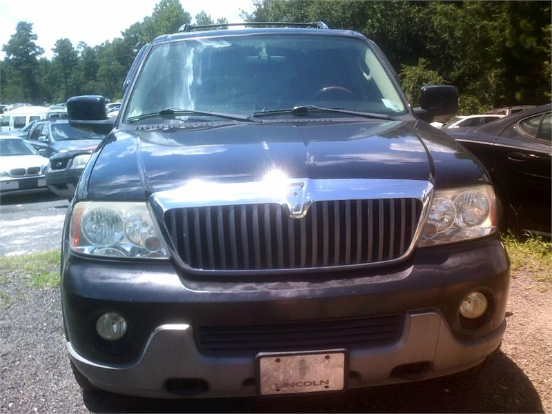 2003 LINCOLN NAVIGATOR for sale by dealer