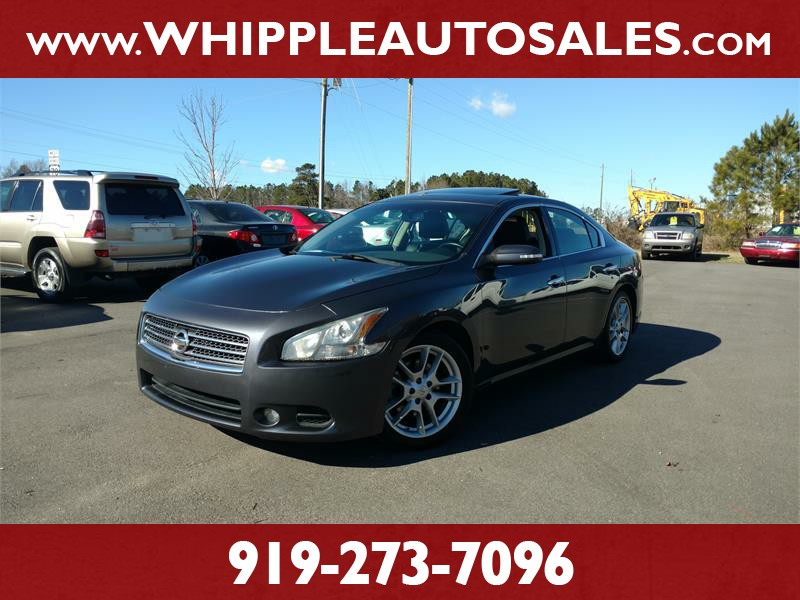 2010 Nissan Maxima Sv For Sale In Clayton