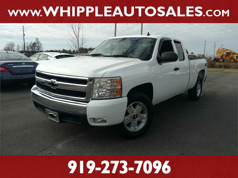 2007 CHEVROLET SILVERADO LT Z71 for sale!
