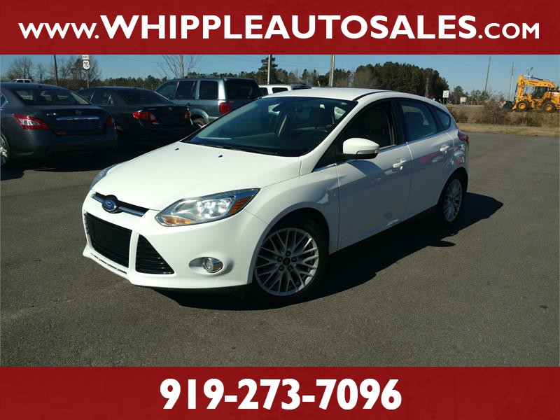 2012 FORD FOCUS SEL for sale!