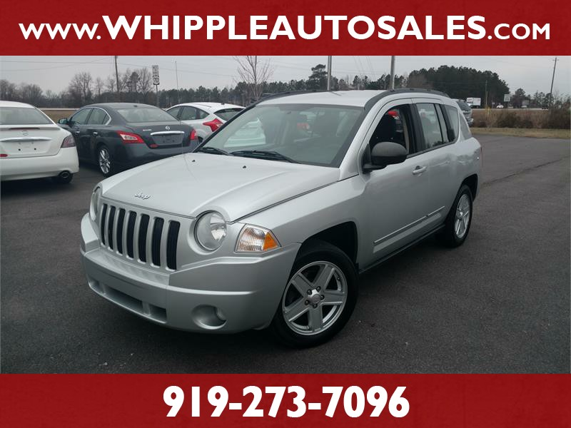 2010 JEEP COMPASS SPORT for sale by dealer