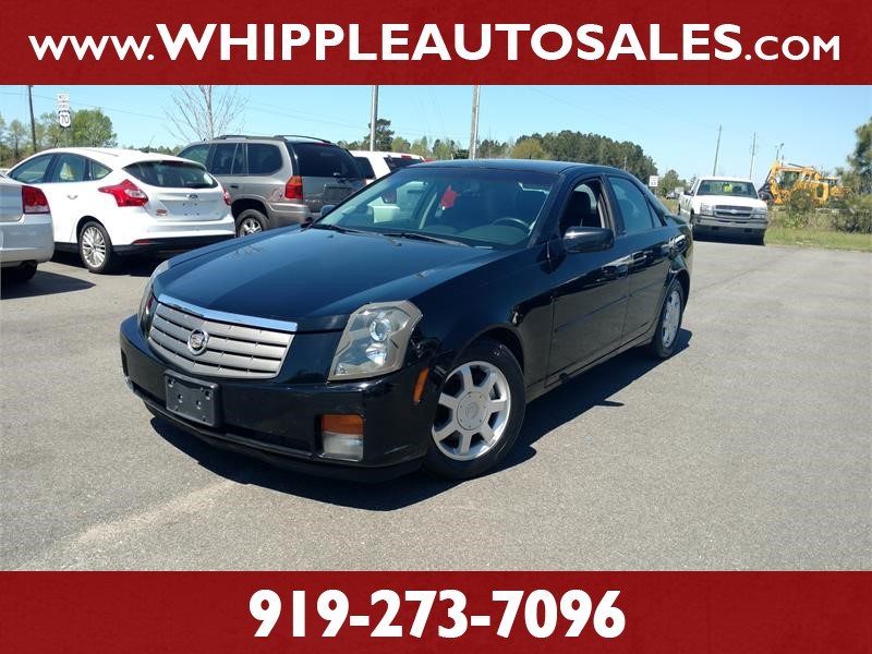 2003 CADILLAC CTS for sale by dealer