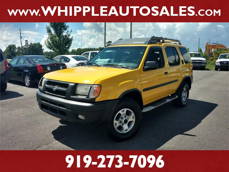 2000 NISSAN XTERRA SE for sale by dealer