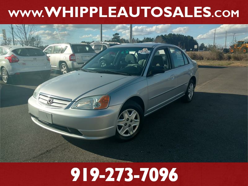 2003 HONDA CIVIC LX (1-OWNER) for sale!