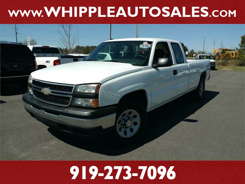 2007 CHEVROLET SILVERADO CLASSIC (1-OWNER) for sale by dealer