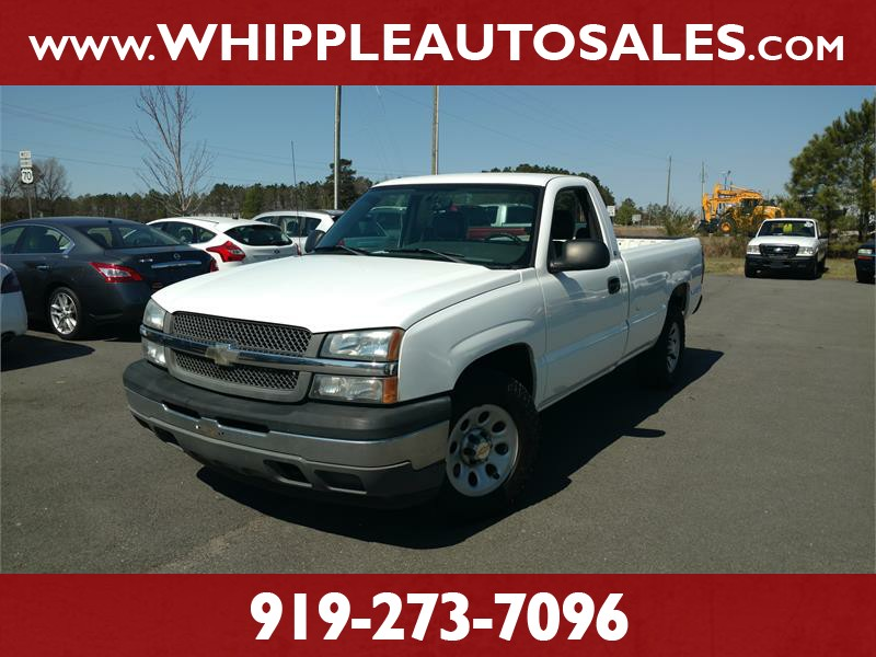 2005 CHEVROLET SILVERADO K1500 for sale by dealer
