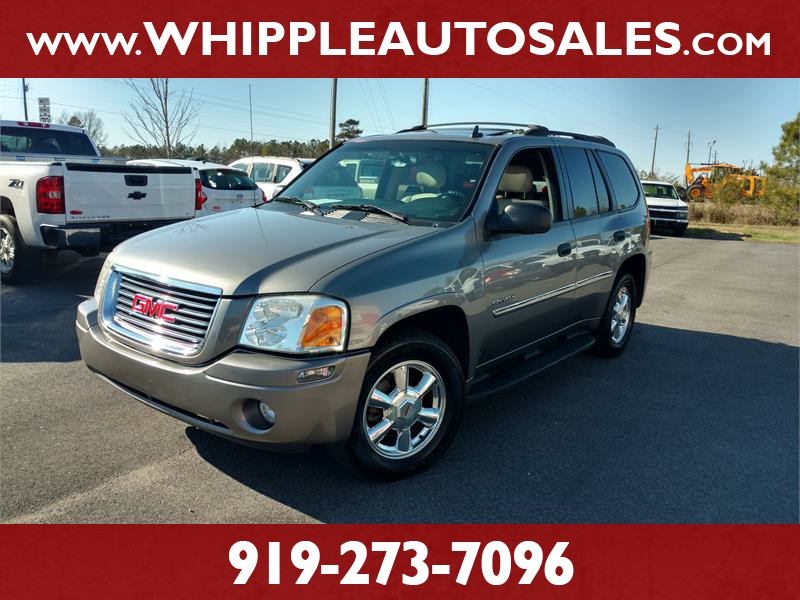 2006 GMC ENVOY SLT for sale by dealer