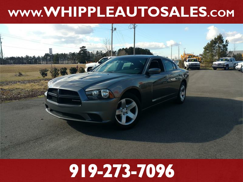 2011 DODGE CHARGER HEMI (1-OWNER) for sale!