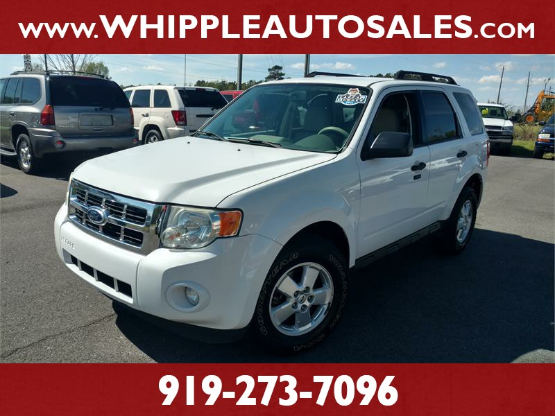2010 FORD ESCAPE XLT (1-OWNER) for sale by dealer