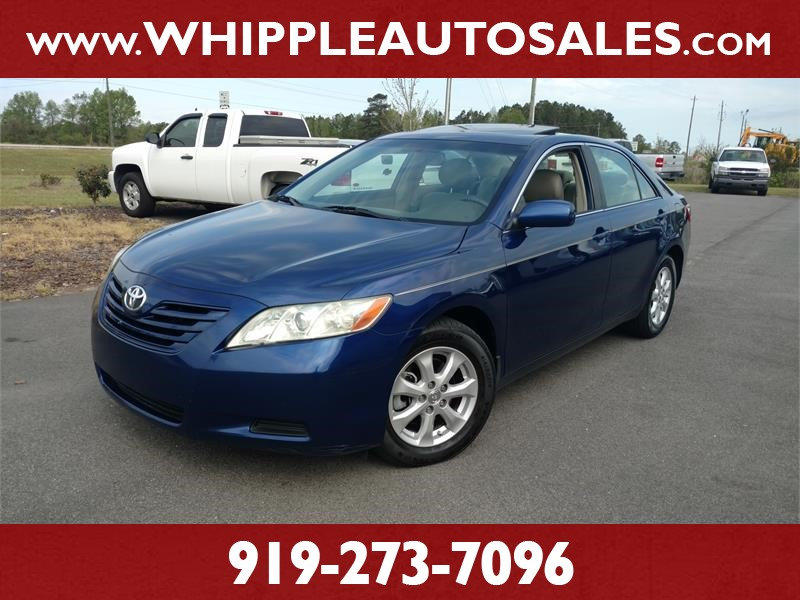 2007 TOYOTA CAMRY LE for sale!