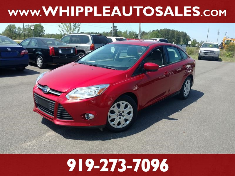 2012 FORD FOCUS SE for sale!
