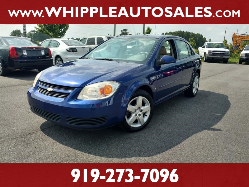 2007 CHEVROLET COBALT LT for sale by dealer