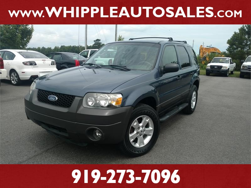 2005 FORD ESCAPE XLT for sale!