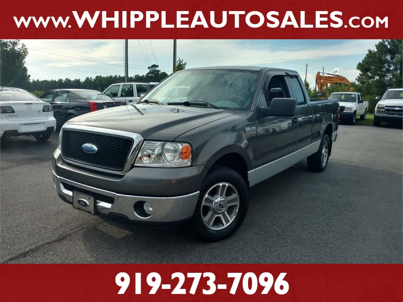 2008 FORD F-150 XLT SuperCab for sale!