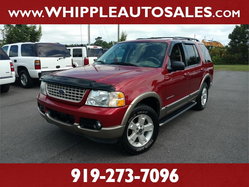 2004 FORD EXPLORER EDDIE BAUER for sale by dealer