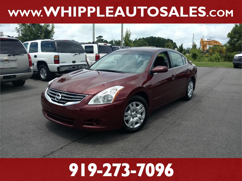 2010 NISSAN ALTIMA 2.5S for sale by dealer
