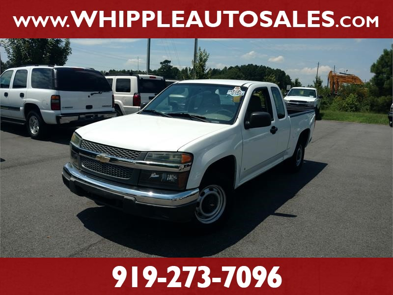 2006 CHEVROLET COLORADO LS (1-OWNER) for sale by dealer