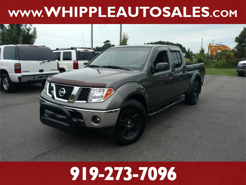 2008 NISSAN FRONTIER SE CREW CAB for sale by dealer