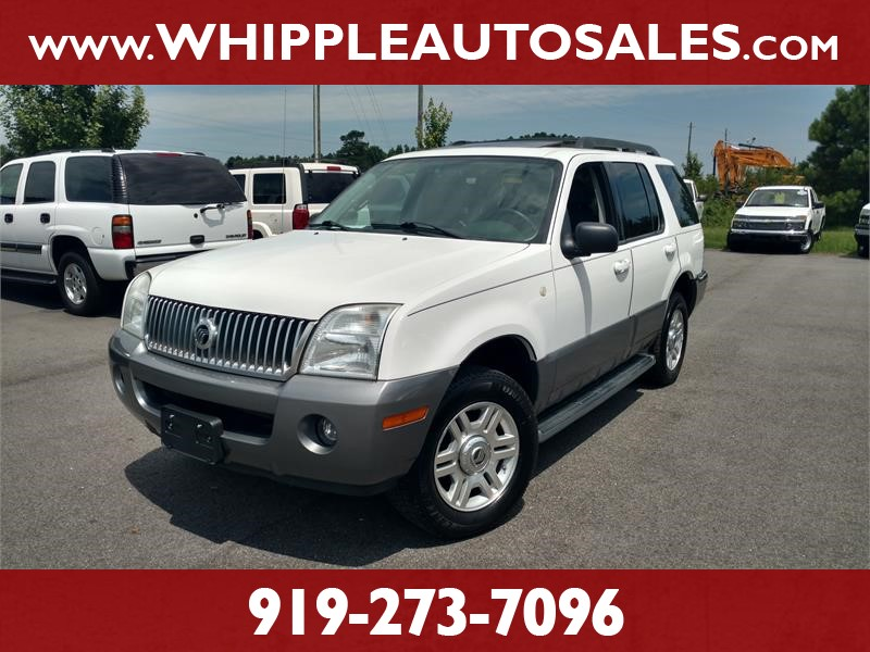 2005 MERCURY MOUNTAINEER for sale!