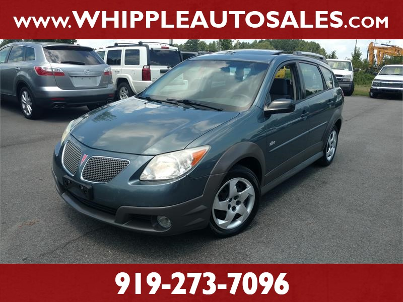2006 PONTIAC VIBE for sale by dealer