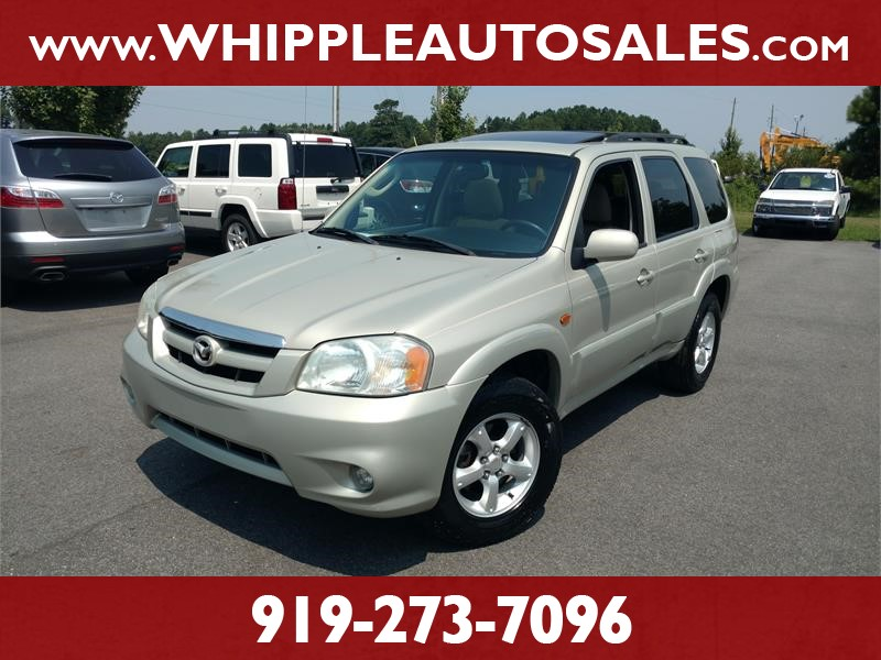 2005 MAZDA TRIBUTE S for sale by dealer