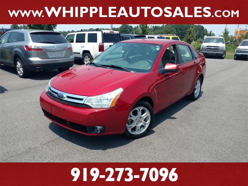 2009 FORD FOCUS SES (1-OWNER) for sale!