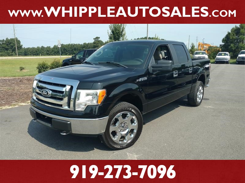 2009 FORD F-150 XLT SUPERCREW (1-OWNER) for sale!